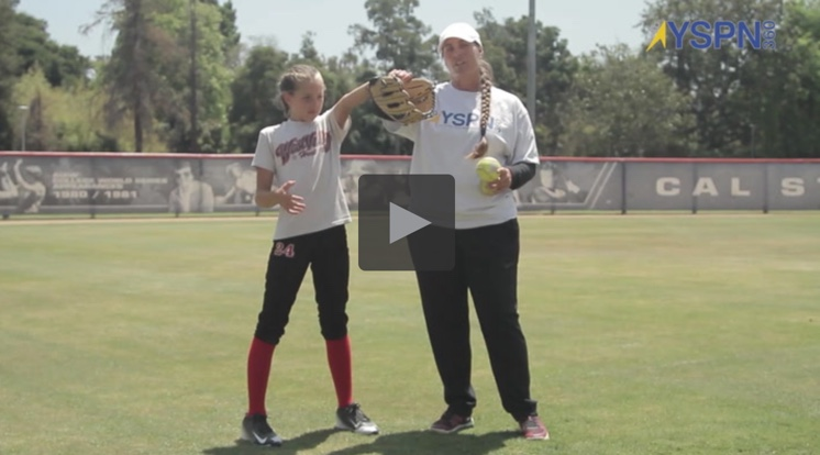 Lonnie Alameda – Fundamentals – Catching
