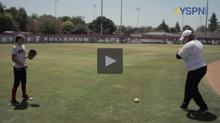 Lonnie Alameda – Infield Fundamentals – Footwork