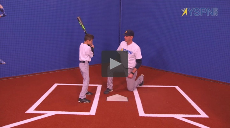 Mike Schultz - Batting – The Stance – Hand Position